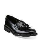 Bostonian Aland Baxter Black Leather