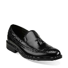 Bostonian Aland Bailey Black Leather