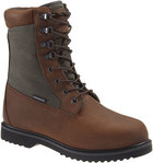 Browning 8 Inch Boot Medium Brown/Green