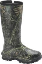 Browning Insulated Rubber Pull On With Side Zipper Mossy Oak Print