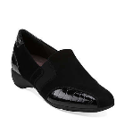 Clarks Noreen Will Black Suede