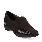 Clarks Noreen Will Brown Suede