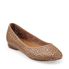 Clarks Plush Bea Natural Leather