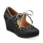 Clarks Vogue Blush Black