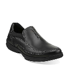 Clarks Wave.Vortex Black Leather