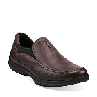 Clarks Wave.Vortex Brown Leather