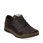 Clarks Rhombus Euro Brown Leather