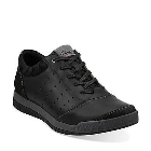 Clarks Rhombus Euro Black Leather