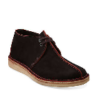 Clarks Desert Trek Brown Suede
