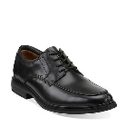 Clarks Un.Nordic Black Leather