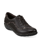 Clarks Ashland Brook Brown Tumbled