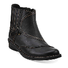 Clarks Nikki Majestic Black Scrunch