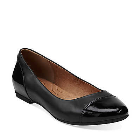 Clarks Valley Moon Black Leather
