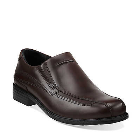 Clarks Medina Brown Leather