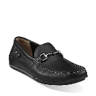 Clarks Rango Roll Black Leather