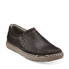 Clarks Niven Free Brown Leather