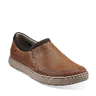 Clarks Niven Free Tan Leather