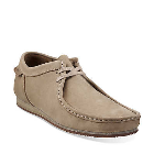 Clarks Wallabee Run Taupe Nubuck