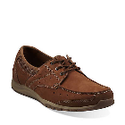 Clarks Armada English Tan