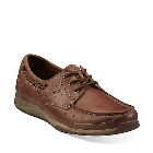 Clarks Armada English Tan Leather