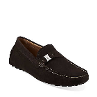 Clarks Clutch Engine Brown Suede