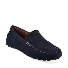 Clarks Clutch Fluid Navy Suede