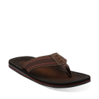 Clarks Logan Tulum Brown