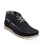 Clarks Craft Sail Navy Nubuck