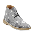 Clarks Desert Boot White