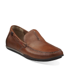 Clarks Rango Rumba Tan Leather