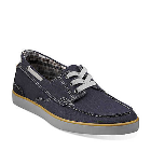 Clarks Jax Navy Canvas