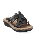 Clarks Amaya Lilly Black Leather