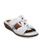 Clarks Jandi Gem White Leather