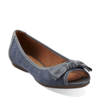 Clarks Aldea Joy Denim