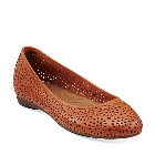 Clarks Plush Bea Orange