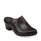 Clarks Addey Trust Brown