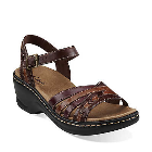 Clarks Lexi Norwich Brown Multi