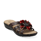 Clarks Lena Admire Brown Multi