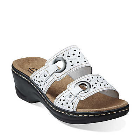 Clarks Lexi Laurel White