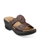 Clarks Lexi Empress Brown