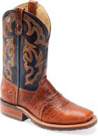 Double H Boot Wide Square Toe Ice Roper