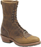 Double H Boot 10 Brown