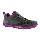 Hi-Tec Apollo Charcoal/Purple