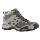 Hi-Tec Alchemy Lite Mid WP Cool Gray/Blue/Yellow