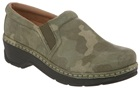 Klogs USA Naples Olive Camo