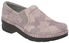 Klogs USA Naples Pink Camo