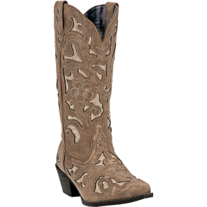 Tan Crackle Sanded  Laredo Sharona