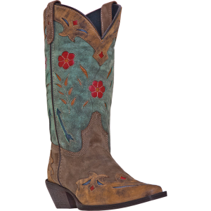Brown-Teal  Laredo Miss Kate