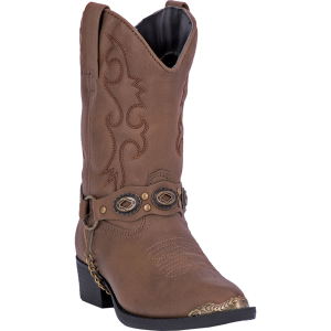 Distressed Laredo Little Concho