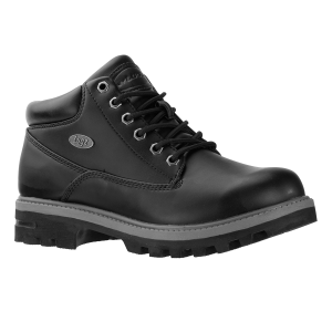 Black/Charcoal Lugz Empire Wr